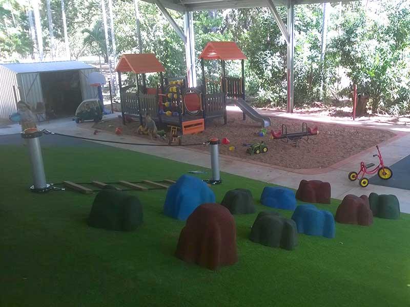 Playground hire